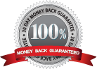 100% Moneyback Gurantee