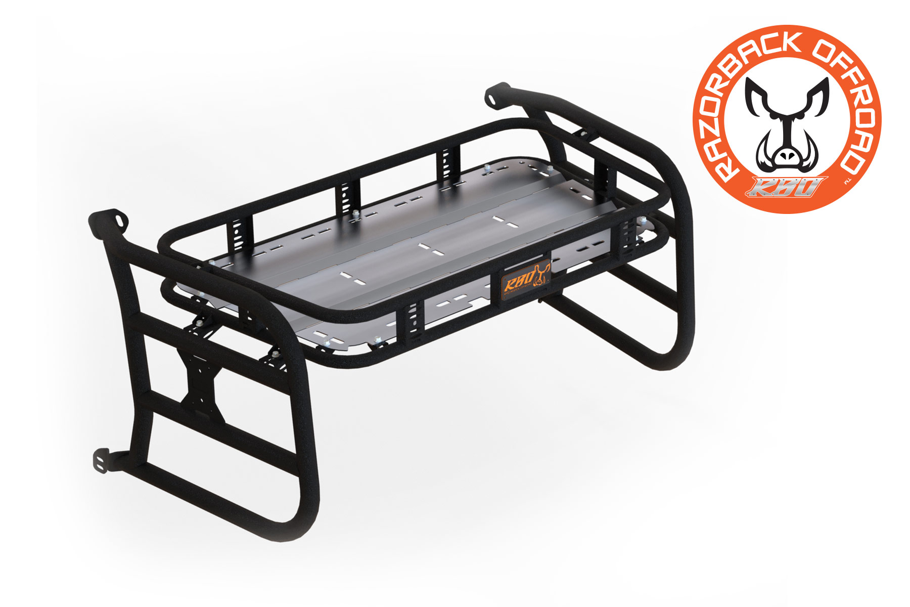 cfmoto zforce sherpa rack razorback offroad. Black Bedroom Furniture Sets. Home Design Ideas