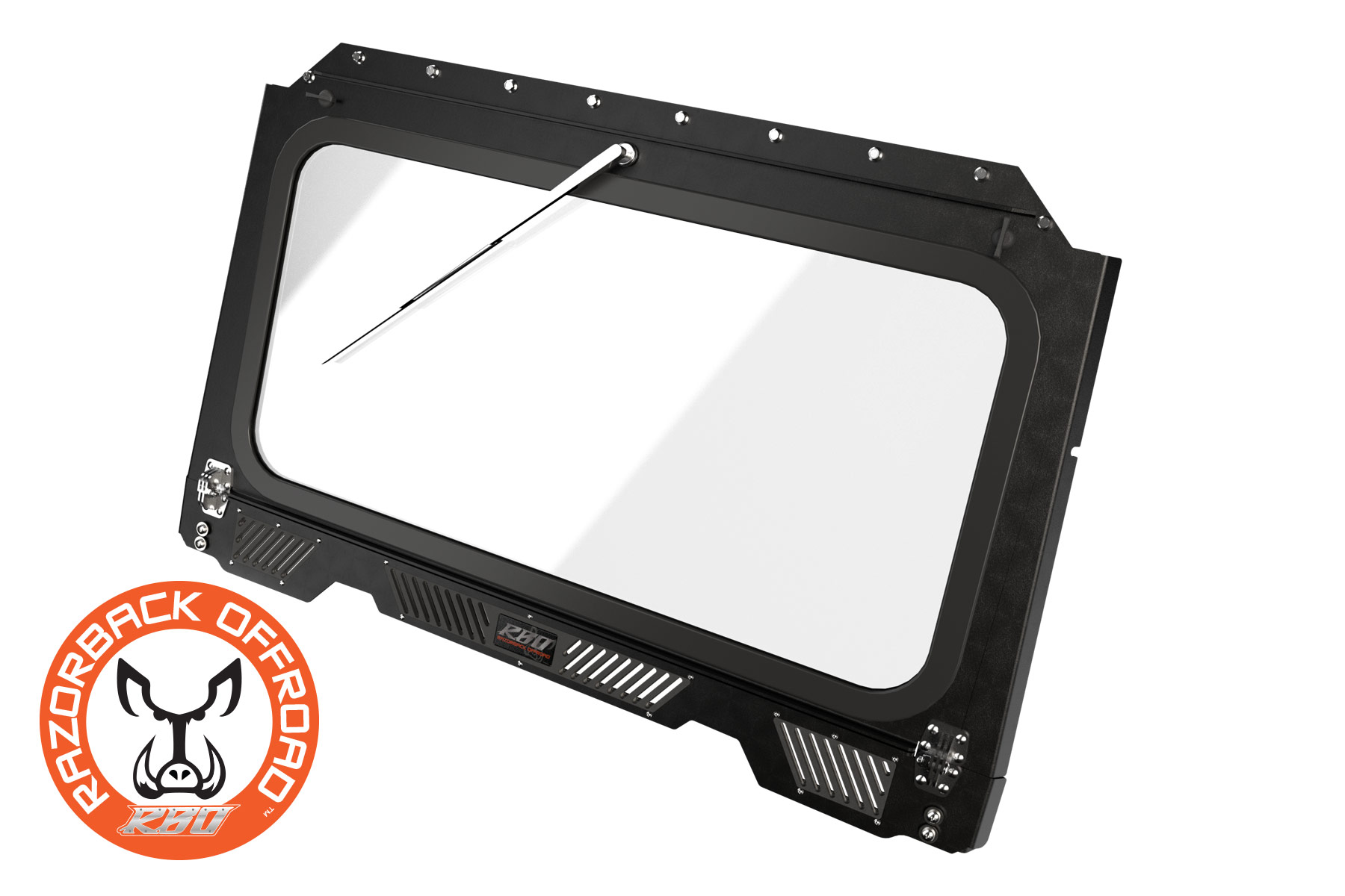 Folding Front Windshield for Polaris RZR 900 / 1000