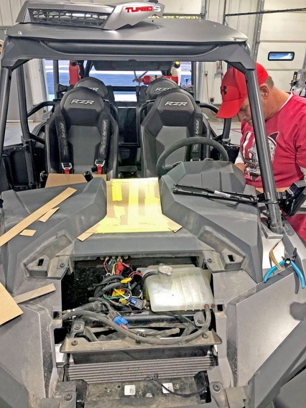 Vegas SEMA Show Custom Build Planning for DIY Features and Accessories
