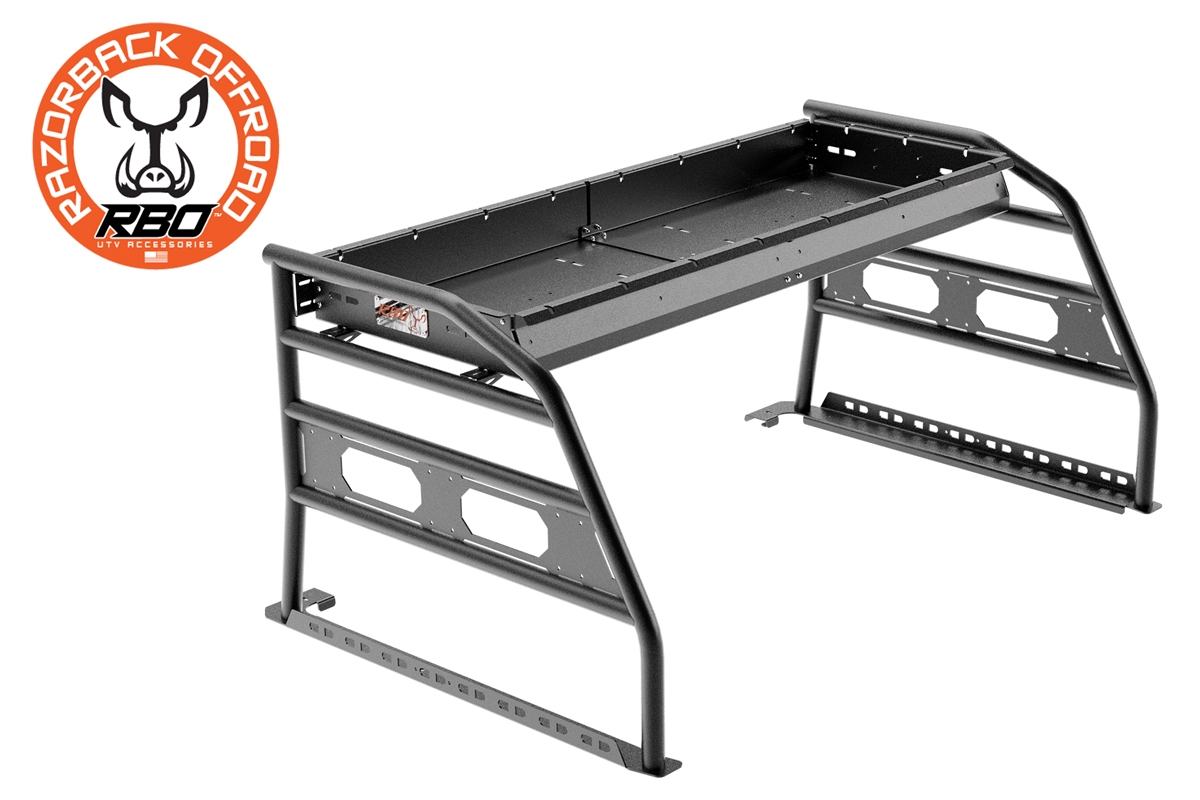 001-Razorback-Offroad-Can-Am-Defender-Utility-Cargo-Rack-Front
