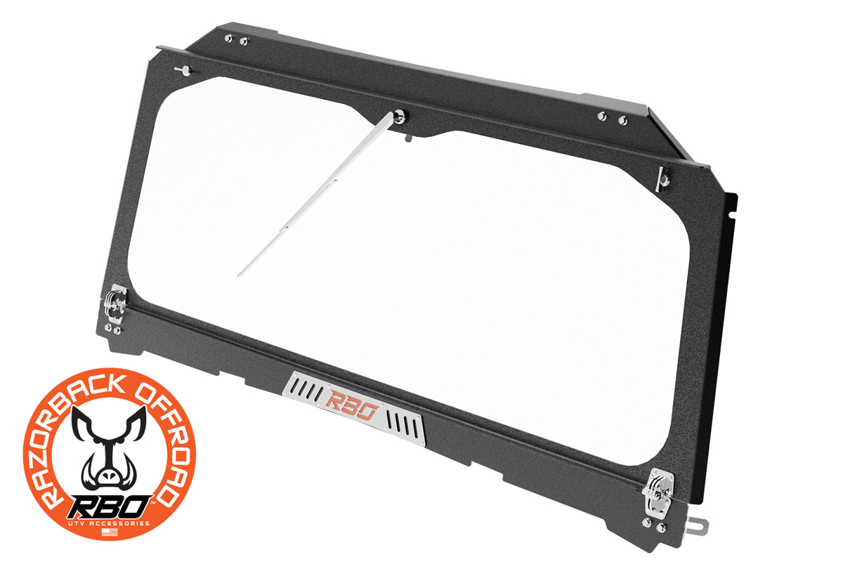 022-Razorback-Offroad-Polaris-General-Folding-Front-Windshield