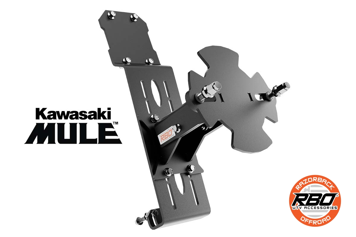 01-1074-M-Kawasaki-Mule-Spare-Tire-Mount-By-RBO-branded