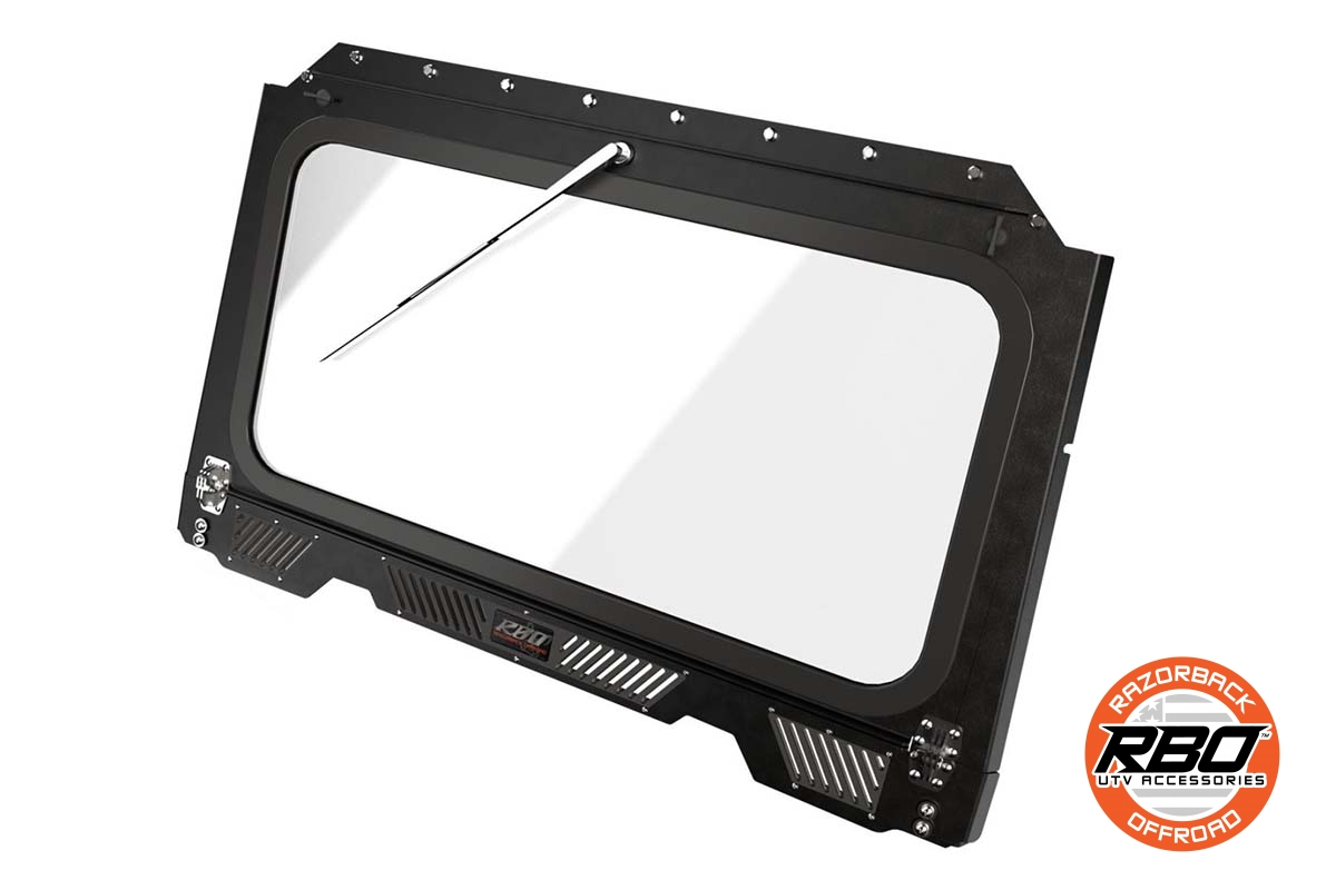 01-4000-Polaris-RZR-Front-Folding-Windshield-With-Wiper-And-Vents-By-RBO