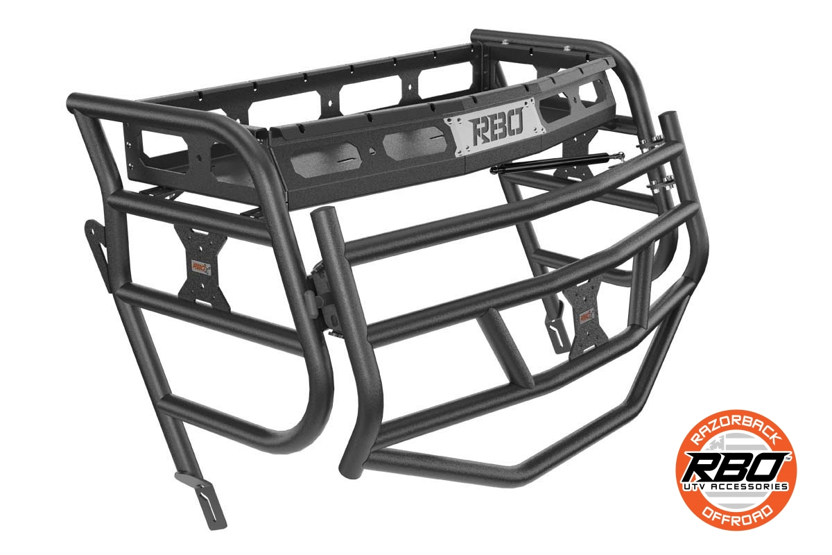 01-5160-Can-Am-Maverick-Trail-Sport-Expedition-Rack-Wiith-Tailgate-By-RBO