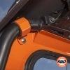 Rear window bracket