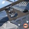 UTV window lever