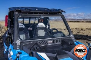 Front of ATV