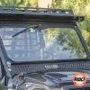 Side closeup of an ATV