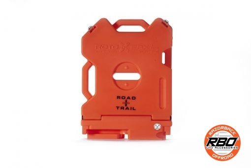 Front of Rotopax Emergency Storage Pack