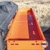 Top of cargo rack