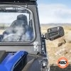 Window and side UTV mirror