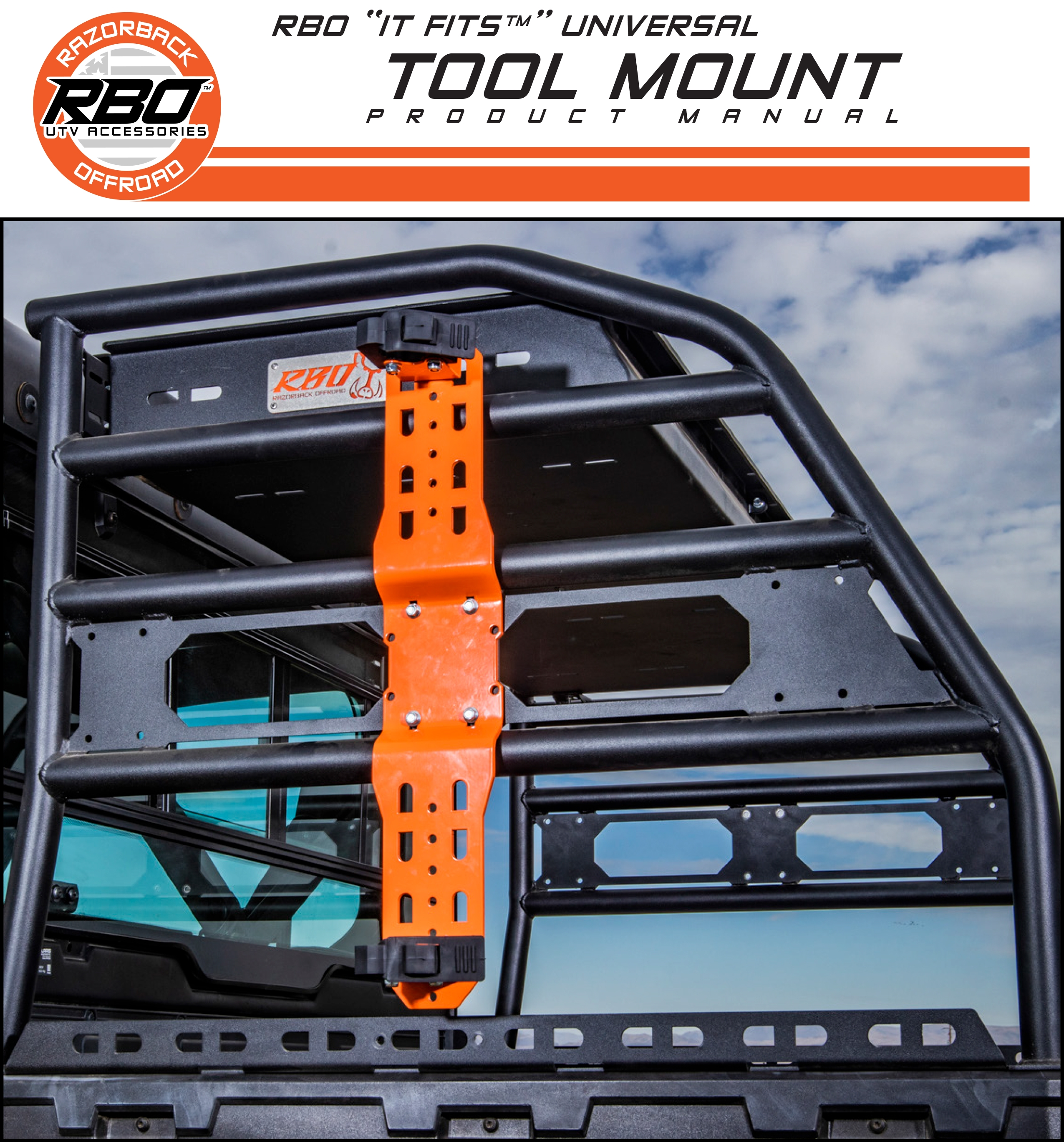 RBO Universal Tool Mount Product Manual